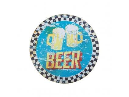 Dekorační tabule - pivo