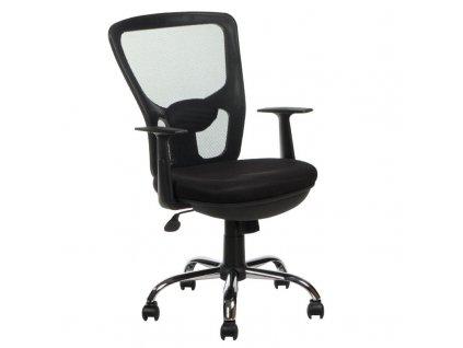 Ergonomická židle CorpoComfort BX-4032EA - černá