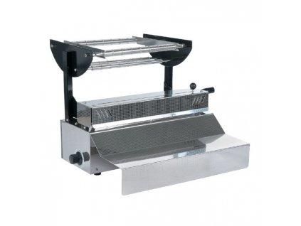 Svařovací přístroj na papírové fólie