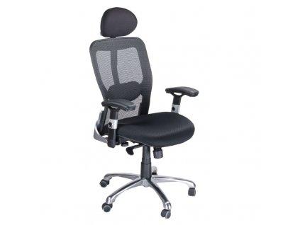 Ergonomická židle CorpoComfort BX-4029A - černá