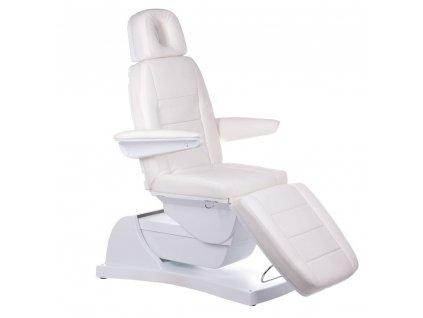 Elektrické kosmetické lehátko Bologna BG-228 bílé