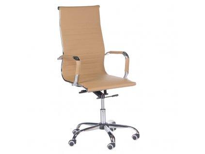 Kancelářská židle CorpoComfort BX-2035 - béžová