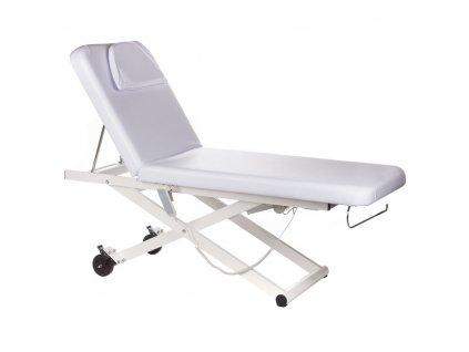Elektrické kosmetické masážní lehátko BY-1041 Bílé