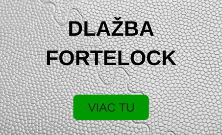 dlažba fortelock