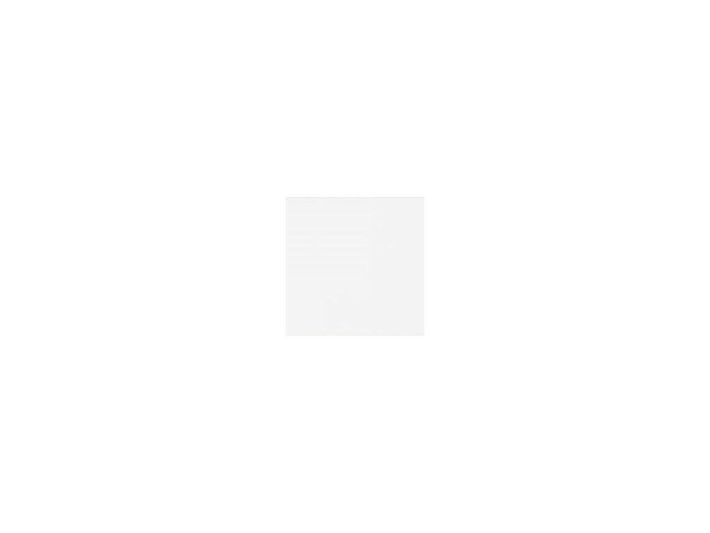 01 | Montážna lišta - Biela lesk