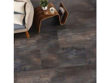 GT 867 Natural slate charcoal grey