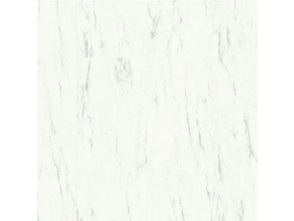 biely mramor