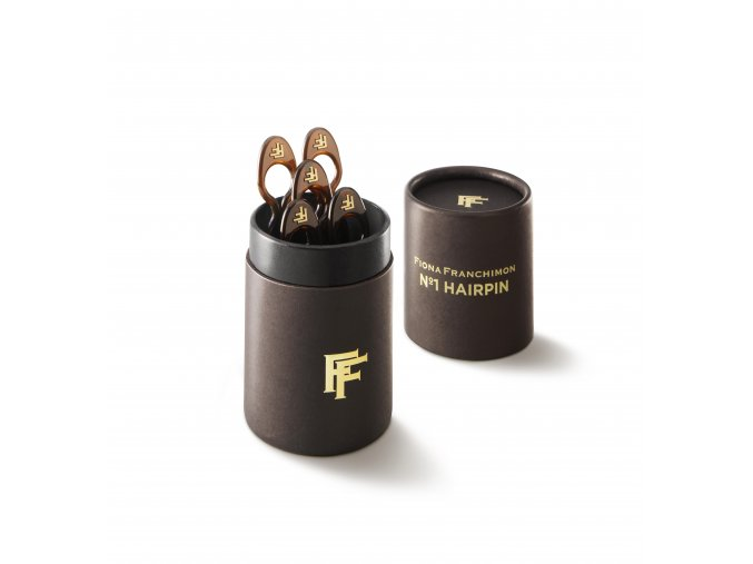 Fiona Franchimon No 1 Hairpin Packshot brown B