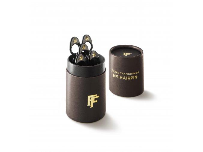 Fiona Franchimon No 1 Hairpin Packshot black B