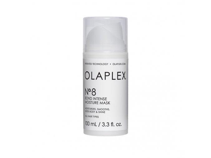 olaplex no 8 bond repair moisture mask 100 ml