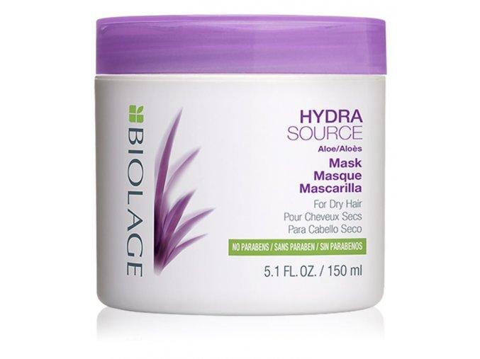3. Biolage HydraSource maska 150ml
