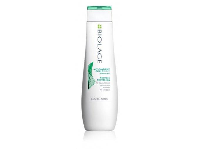 20. Biolage ScalpSync šampon proti lupům 250ml
