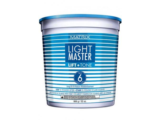 71. Matrix Light Master Lift and Tone odbarvovací prášek 454g