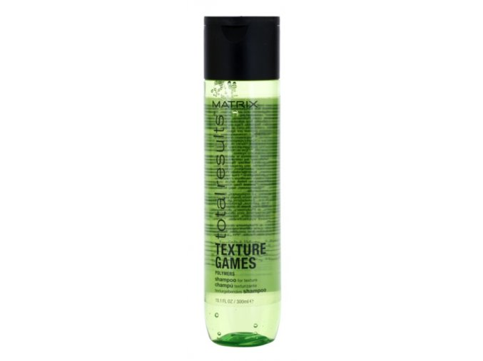 137. Matrix TR Texture games šampon 300ml