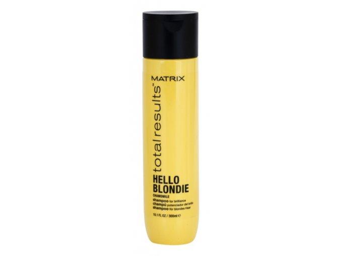 140. Matrix TR Hello Blondie šampon 300ml