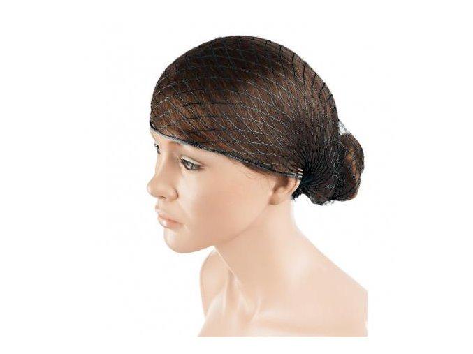 sitka na vlasy elasticka cerna