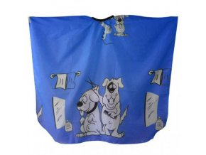 238.kadernicka plastenka detska psi modra
