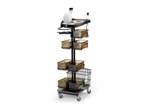 4791 Tinting trolley 2700