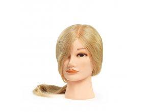 BraveHead Female long Blonde cvičná hlava