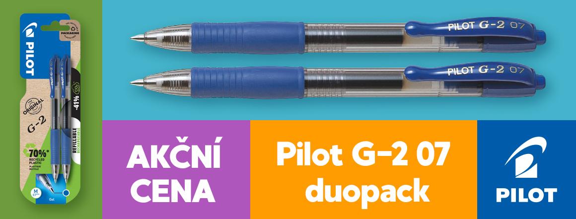 Pilot G-2 Duopack
