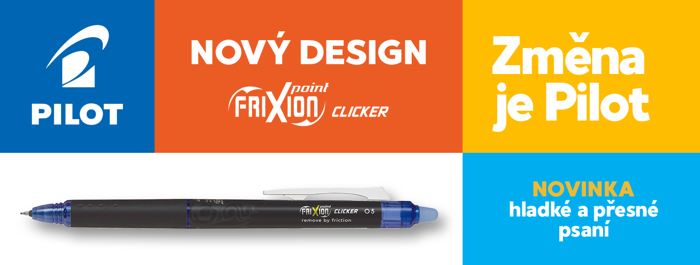Pilot FriXion Point clicker