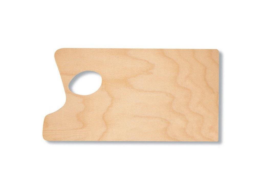 Koh-i-noor, dřevěná paleta velká