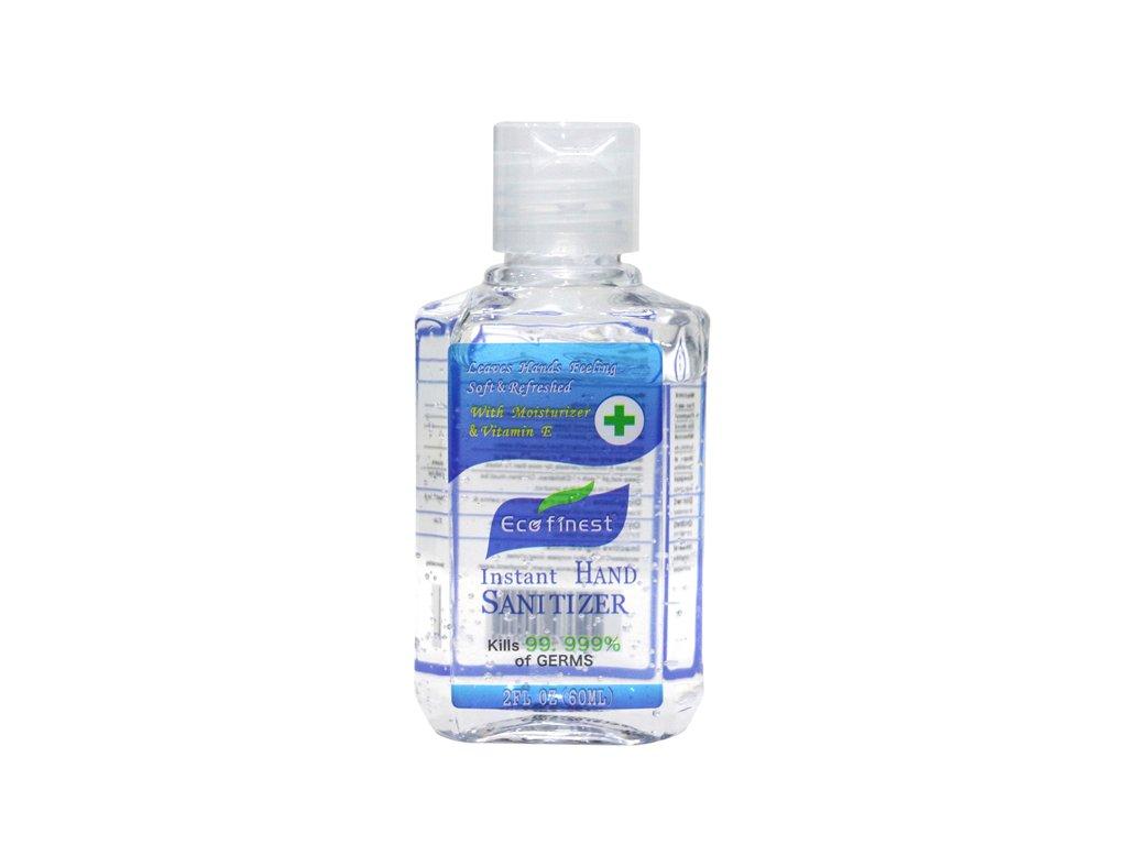 Dezinfekční gel Ecofinest 60 ml