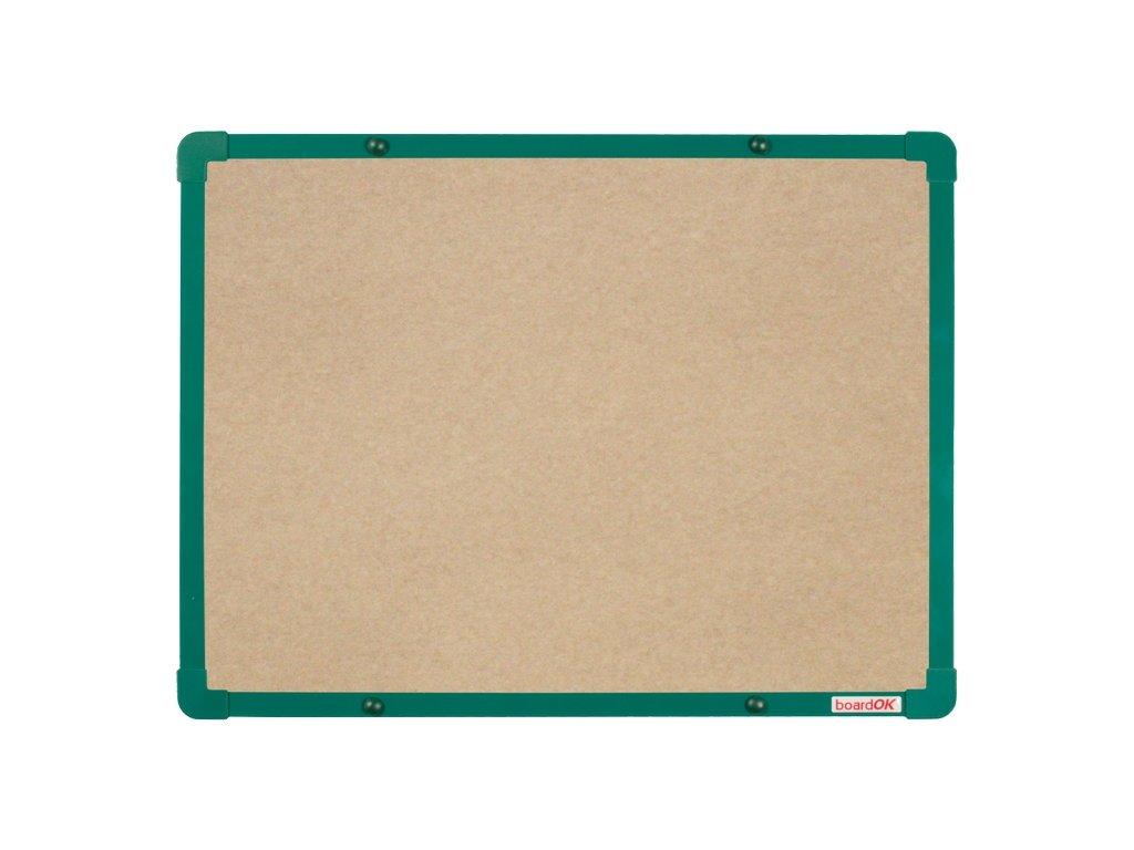 boardOK 60x45 textil zelena f