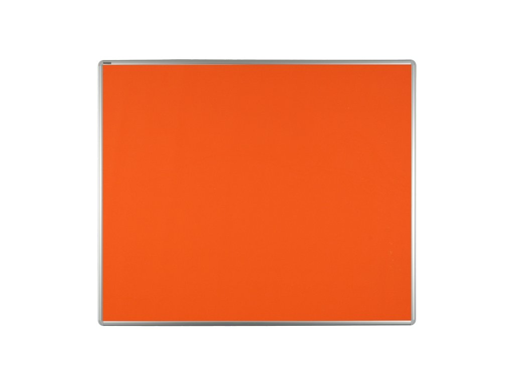 ekoTAB TEXTIL oranzova 120x090 f