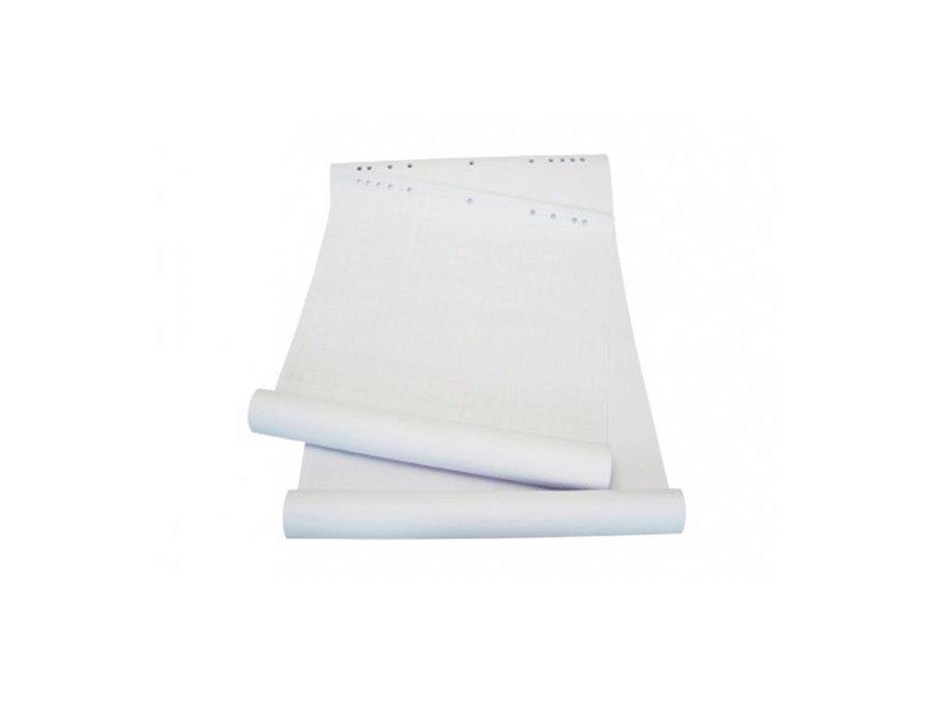 36 x papírový blok pro flipchart bílý 68x95cm