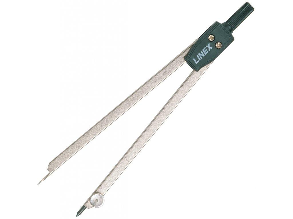 Linex, kružítko jednoduché 140 mm, č.16