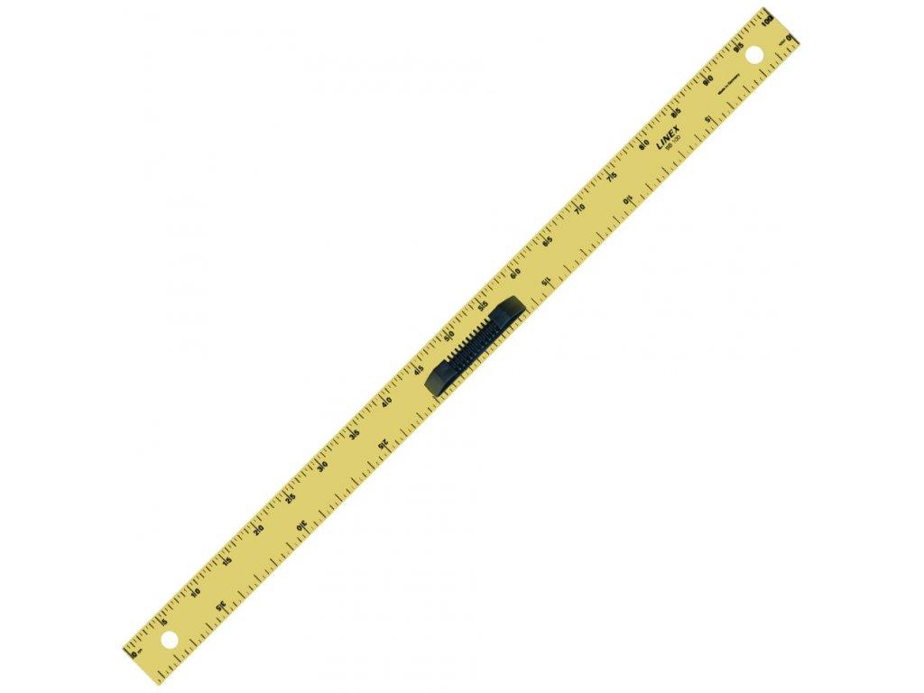 tabulove pravitko linex 100 cm~max