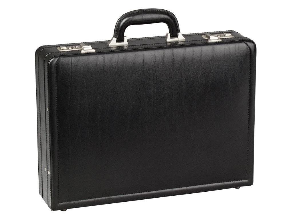 Bantex, Pierre, Attache kožený kufr