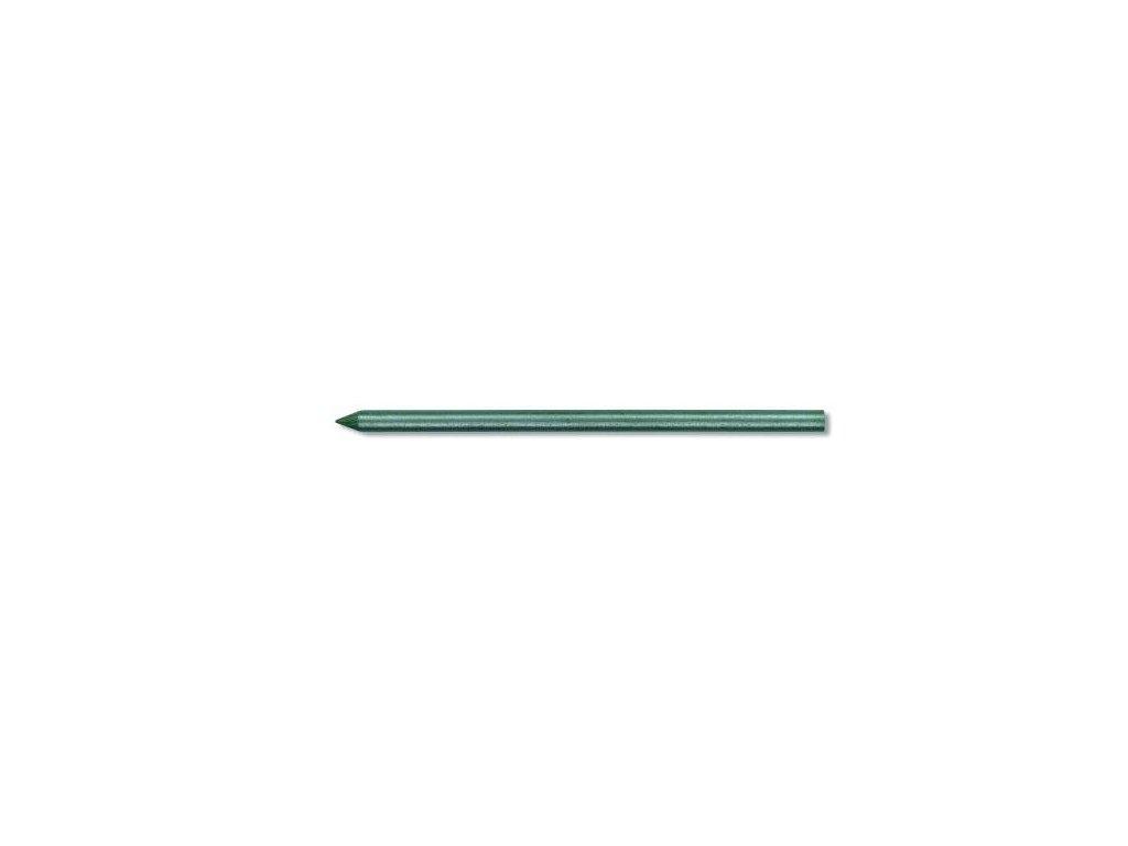 Koh-i-noor, zelená metalická tuha Gioconda 6, 4385