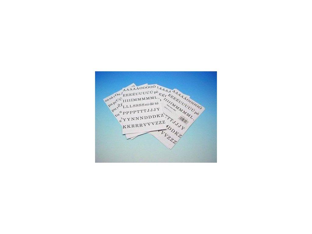 sestavovací abeceda pro školáky