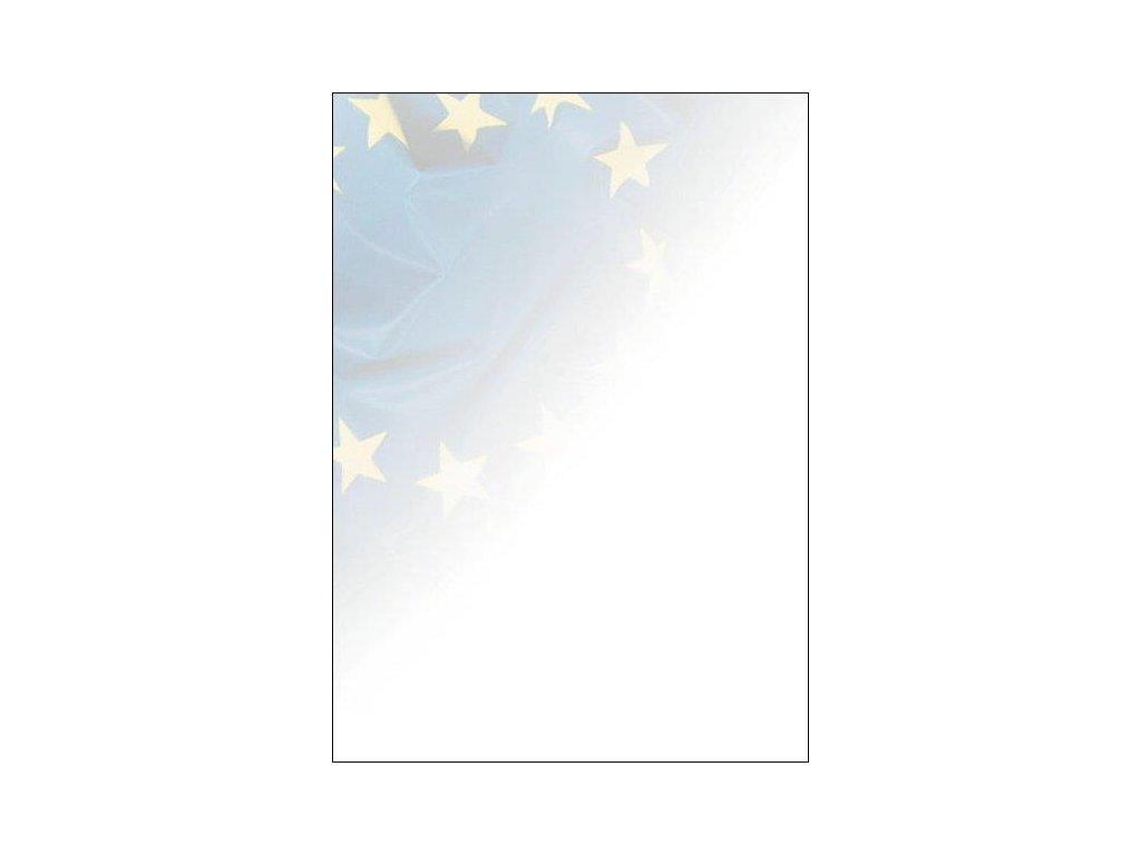 barevný papír A4 Unie