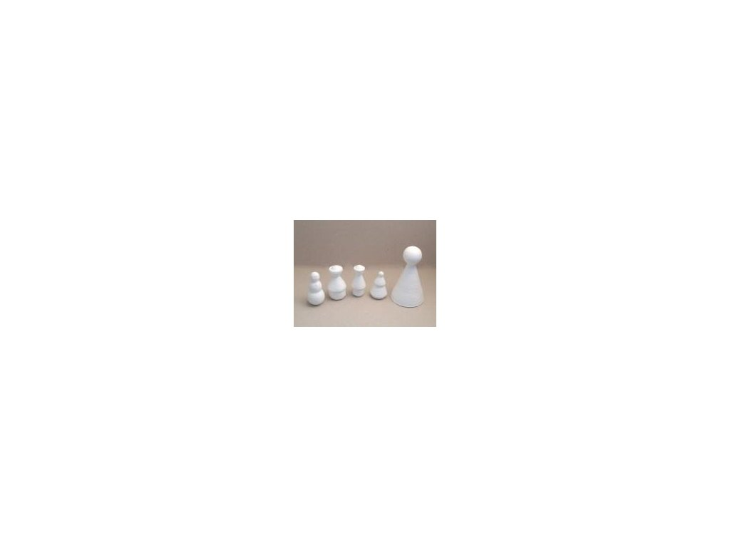 sněhulák z vaty 57mm, 10 ks