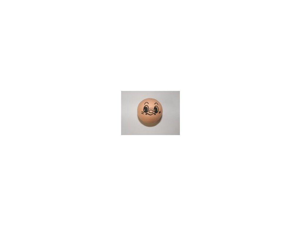 obličej z vaty Vilík 39 mm, 5 ks