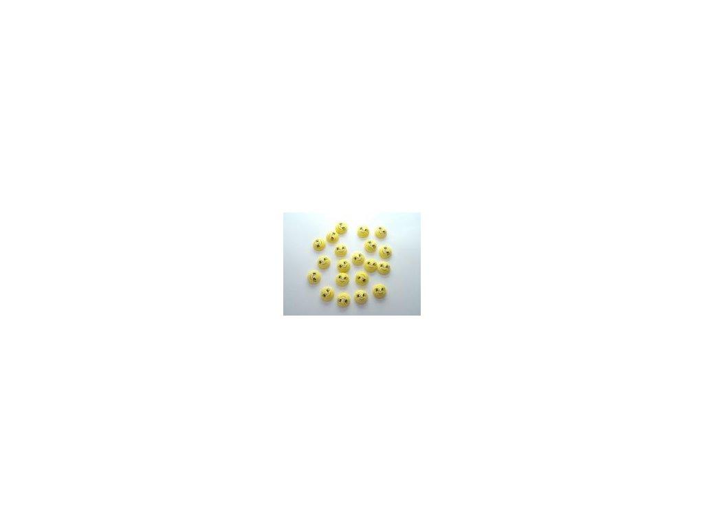 sluníčko z vaty 22 mm, 10 ks