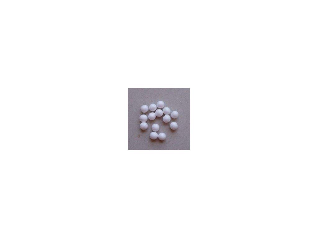 10 x koule polystyren 40 mm
