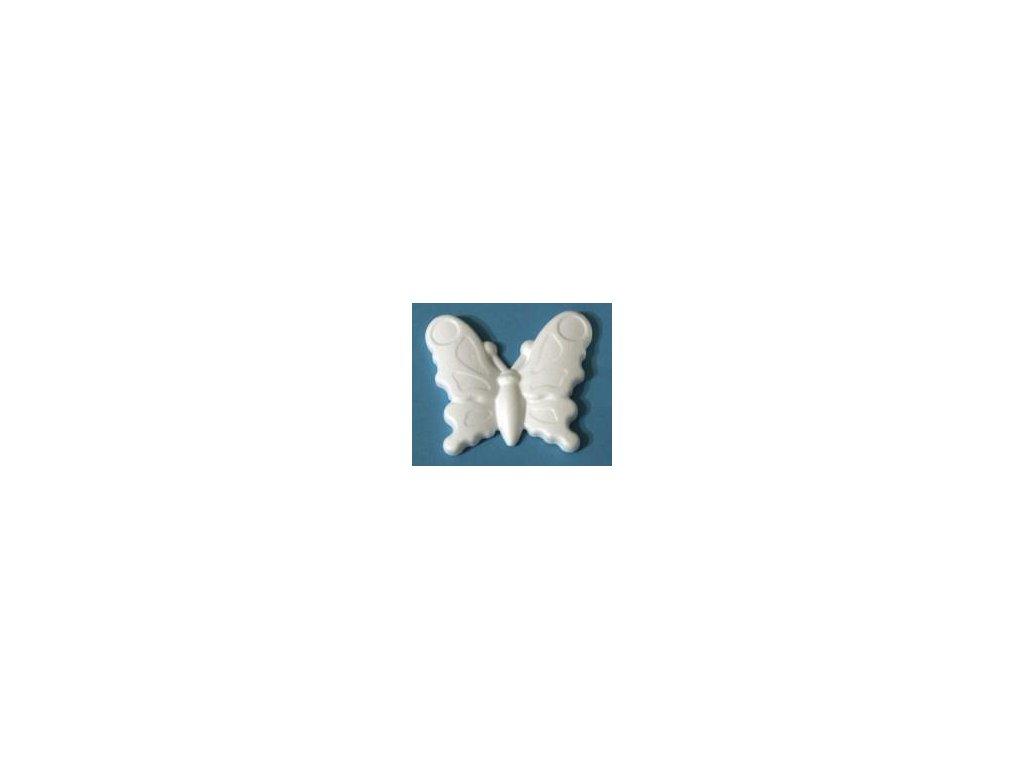 motýl z polystyrenu 110 mm