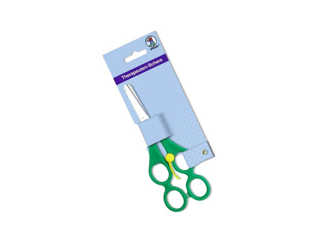 terapeutické nůžky pro postižené 17 cm