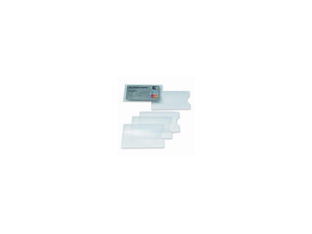 Bantex, typ U, na kreditní kartu 60 x 90 mm,100 ks