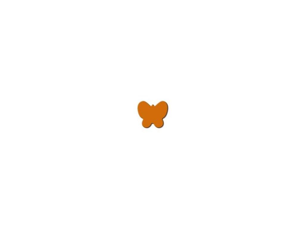 ozdobná střední výseková děrovačka Motýl