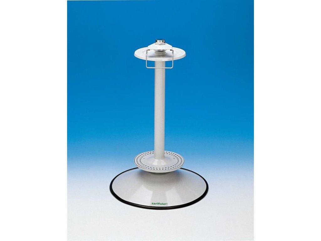 Tarifold, kovový otočný stojan na 50 kapes
