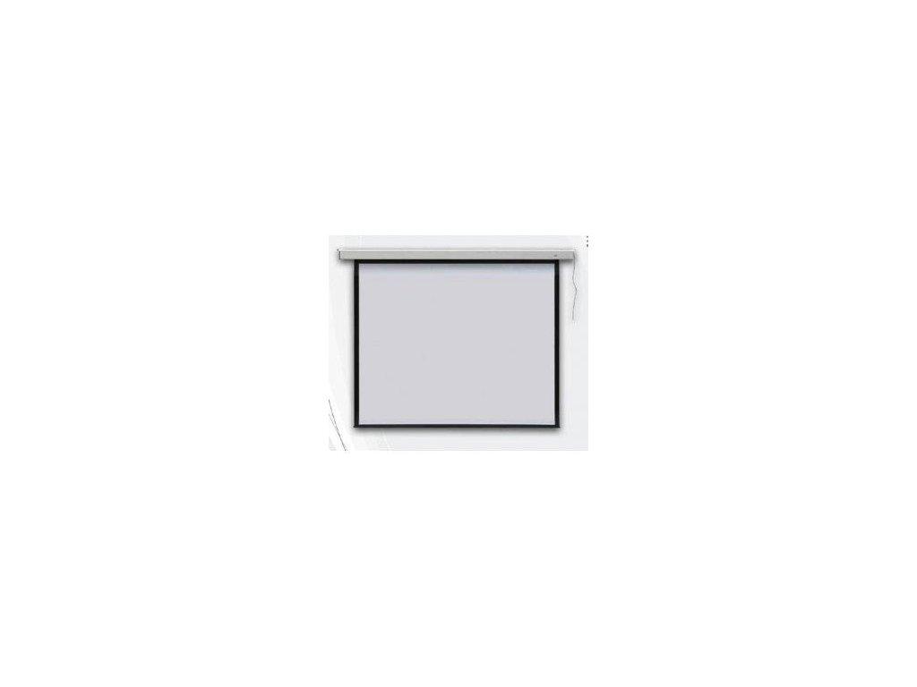 projekční plátno Profi na zeď 175 x 236 cm