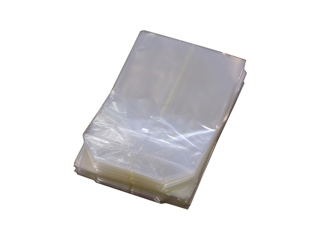 celofánový sáček 80x158 mm, ploché dno, 250 ks