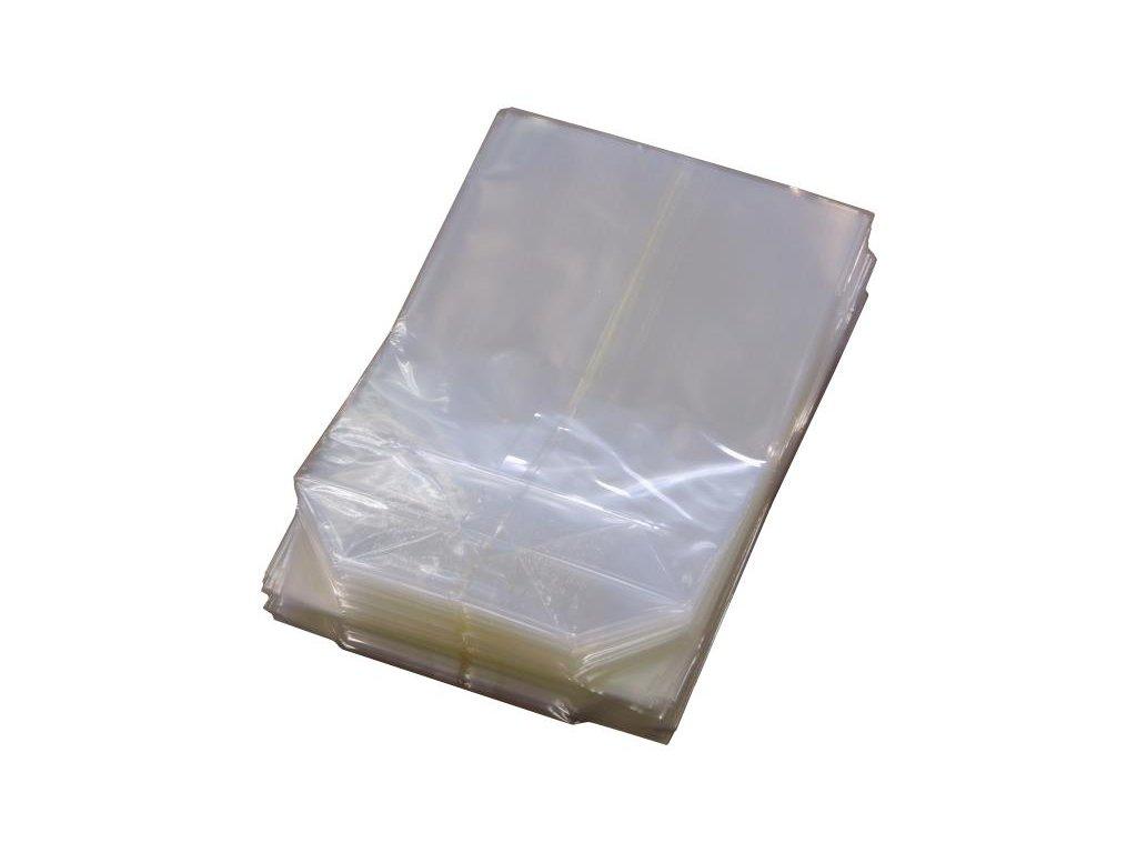 celofánový sáček 140x210 mm, křížové dno, 100 ks