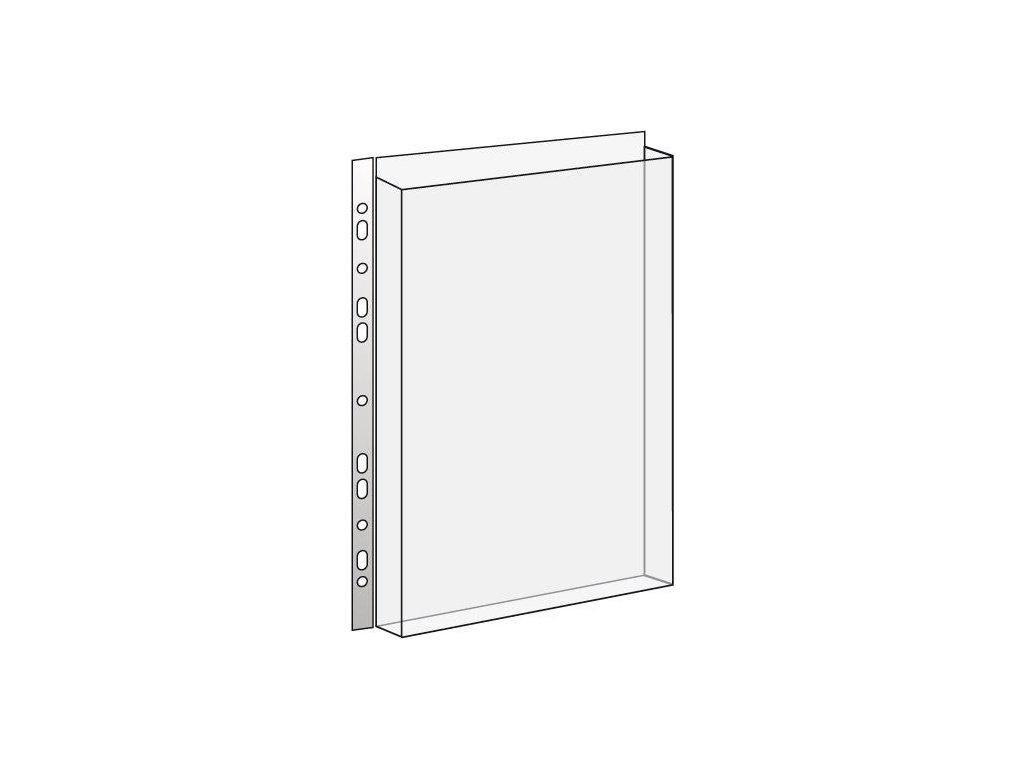 10 x závěsný obal A4 s rozšířenou kapacitou A4