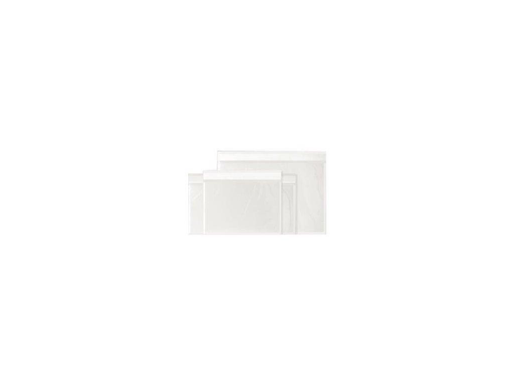 Samolepící kapsa na dokumenty DL, 110x240mm, 1000ks, podlouhlá